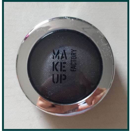 Make Up Factory Eye Shadow, Farbe: 02B Anthracite