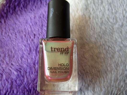 trend IT UP Holo Dimension Nail Polish, Farbe: 020
