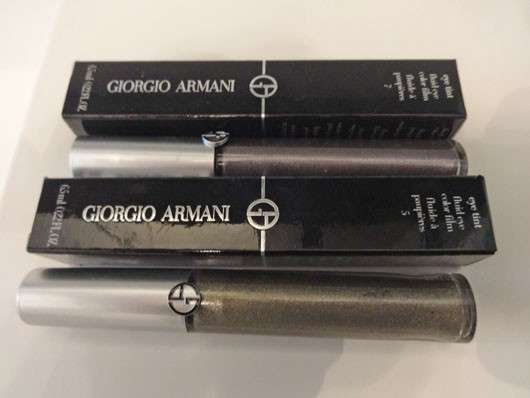 <strong>Giorgio Armani</strong> Eyes to Kill Eye Tint - Farbe: 05 Onyx & 07 Shadow
