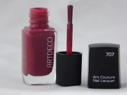 Produktbild zu ARTDECO Art Couture Nail Lacquer – Farbe: 707 couture crown pink (LE)
