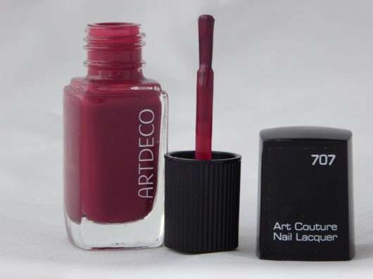 ARTDECO Art Couture Nail Lacquer, Farbe: 707 couture crown pink (LE)