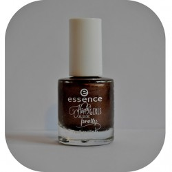 Produktbild zu essence happy girls are pretty nail polish – Farbe: 06 the choco side of life (LE)