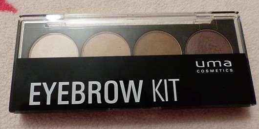 """uma cosmetics """"Why not, wild hot!"""" Eyebrow Kit (LE)"""