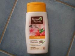 Produktbild zu Terra Naturi Naturkosmetik Glanz Aufbauendes Shampoo