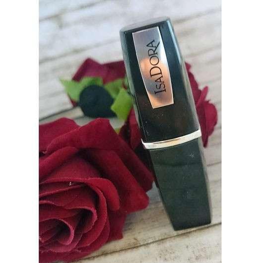 IsaDora Perfect Moisture Lipstick, Farbe: 177 Dark Romance (LE)