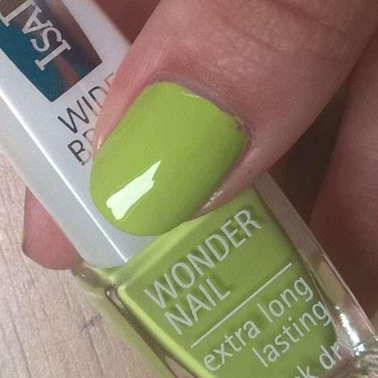 IsaDora Wonder Nail Nagellack, Farbe: 506 Limonade (LE)
