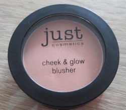 Produktbild zu just cosmetics cheek & glow blusher – Farbe: 010 melon