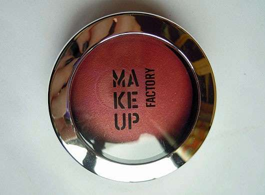Make up Factory Eye Shadow, Farbe: 27B Daring Red (LE)