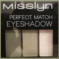 Produktbild zu Misslyn Perfect Match Eyeshadow – Farbe: 97 Trend-Setter