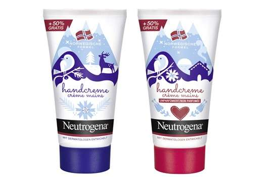 Neutrogena Norwegische Formel Limited Edition Handcreme