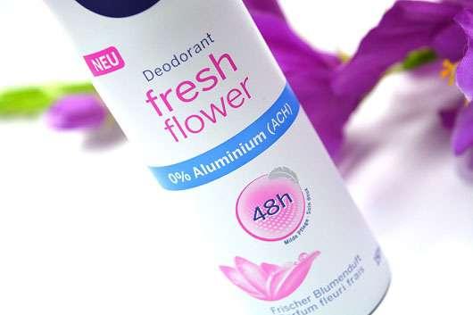 test deodorant nivea fresh flower deodorant spray. Black Bedroom Furniture Sets. Home Design Ideas