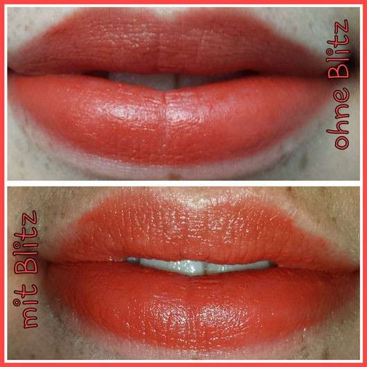 p2 Brave and Beautiful northern senses lip cream, Farbe: 02 cold storm (LE)