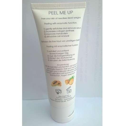 BIOMED Peel Mich Enzym-Peeling mit Papaya- und Ananas-Extrakten
