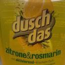 duschdas Zitrone & Rosmarin Flüssigseife