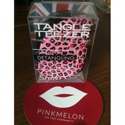 Produktbild zu Tangle Teezer Compact Styler Pink Kitty