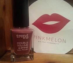 Produktbild zu trend IT UP Double Volume & Shine Nail Polish – Farbe: 250