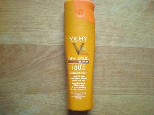 VICHY IDEAL SOLEIL Bronze Spray LSF 50