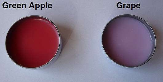 "ABSOLUTE NEW YORK Duo Lip Balm ""You're the balm"" (Green Apple + Grape)"