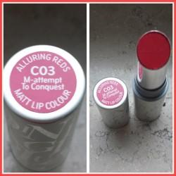 Produktbild zu Catrice Matt Lip Colour – Farbe: C03 M-attempt To Conquest (LE)