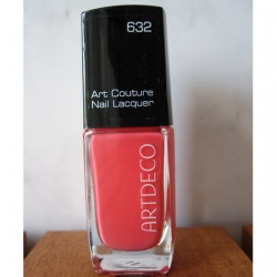 Produktbild zu ARTDECO Art Couture Nail Lacquer – Farbe: 632 couture coral pink