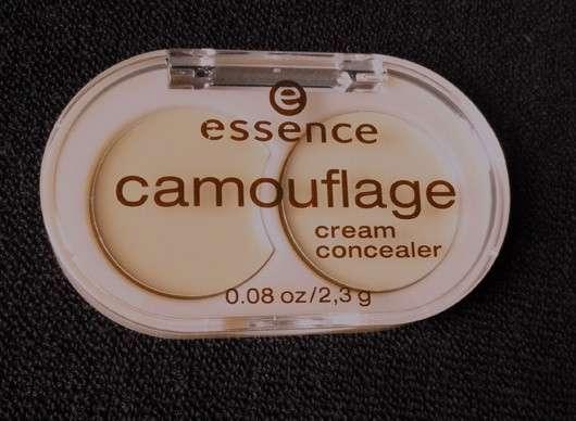 test concealer abdeckstift essence camouflage cream concealer farbe 10 natural beige. Black Bedroom Furniture Sets. Home Design Ideas