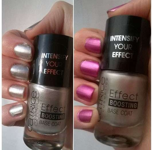 Catrice Effect Boosting Base Coat, Farbe: 01 More Reflect Of The Effect!