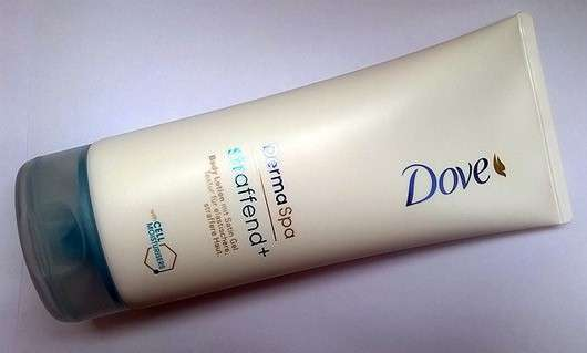 Dove DermaSpa Straffend+ Body Lotion