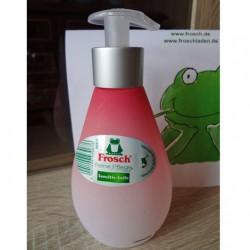 Produktbild zu Frosch Reine Pflege Sensitiv-Seife