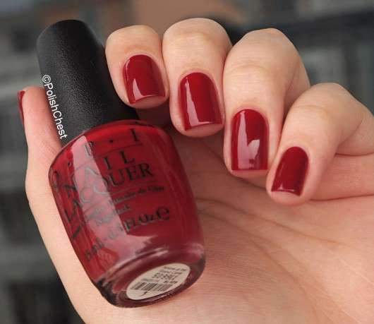 OPI Nail Lacquer, Farbe: Amore At The Grand Canal (LE)