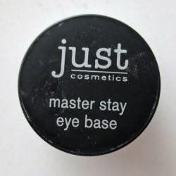 Produktbild zu just cosmetics master stay eye base