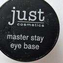 just cosmetics master stay eye base