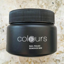 Produktbild zu LR Colours Nail Polish Remover-Box
