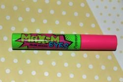 Produktbild zu Misslyn maximEYES volume mascara – Farbe: Black (LE)