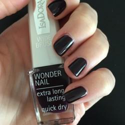Produktbild zu IsaDora Wonder Nail Nagellack – Farbe: 519 Dark Romance (LE)