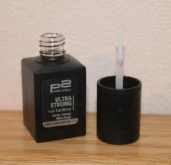 Produktbild zu p2 cosmetics Ultra Strong Nail Hardener