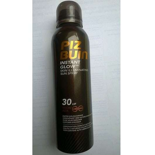 PIZ BUIN INSTANT GLOW Sonnenschutzspray LSF 30
