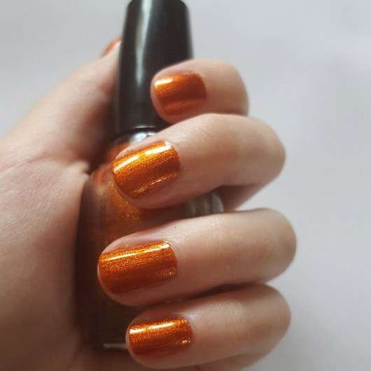 ABSOLUTE NEW YORK Nail Lacquer, Farbe: NFB49 Rust