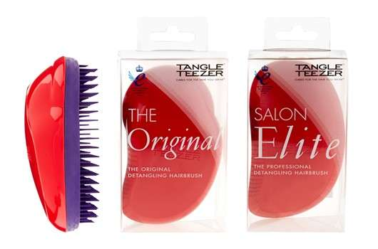 Tangle Teezer Winterberry Edition