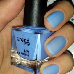 Produktbild zu trend IT UP N°1 Nail Polish – Farbe: 100