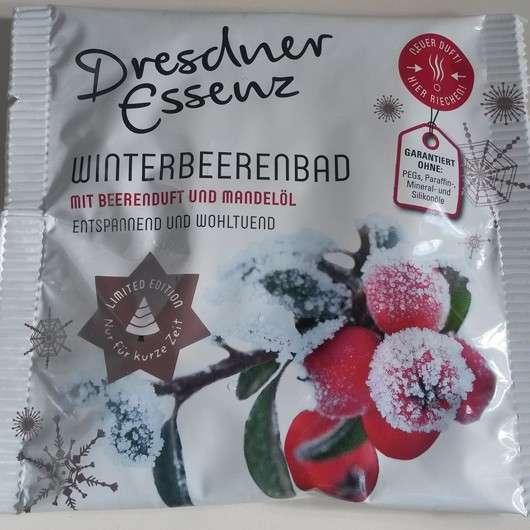 Dresdner Essenz Winterbeerenbad (LE)