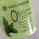 Yves Rocher Frisches Deodorant Grüner Tee aus China