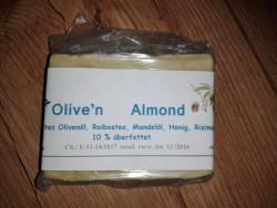 Produktbild zu Pflegeseifen Wellness-Seife Olive'n Almond