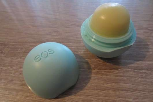 eos Smooth Spheres Organic Lip Balm, Sorte: Sweet Mint