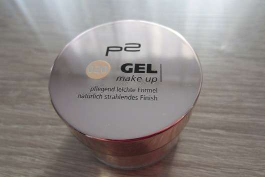 p2 gel make up, Farbe: 020 rose