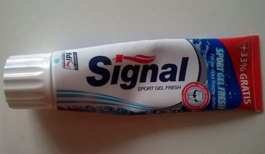 Signal Sport Gel Fresh