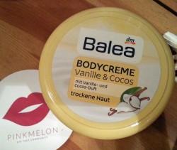 Produktbild zu Balea Bodycreme Vanille & Cocos