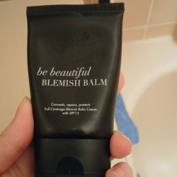 Produktbild zu Sleek MakeUP Be Beautiful Blemish Balm – Farbe: 801 Fair