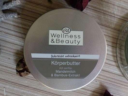 """Wellness & Beauty Körperbutter """"federleicht unbeschwert"""""""