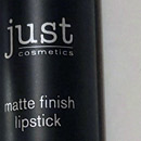just cosmetics matte finish lipstick, Farbe: 070 koi