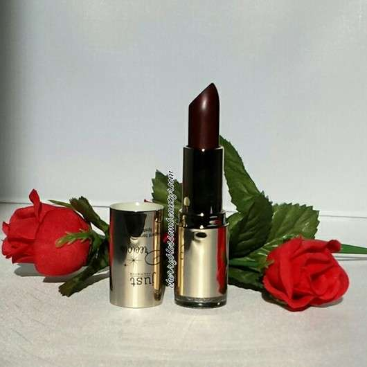 just cosmetics elegant temptation lipstick, Farbe: 020 deep red (LE)
